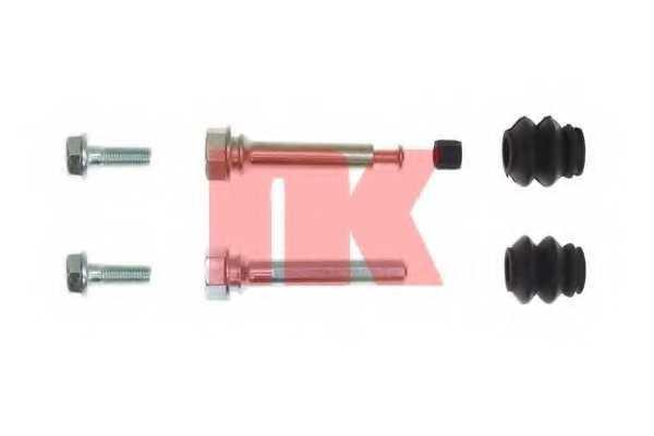 Направляющая гильза корпуса скобы тормоза NK 8935012 - изображение