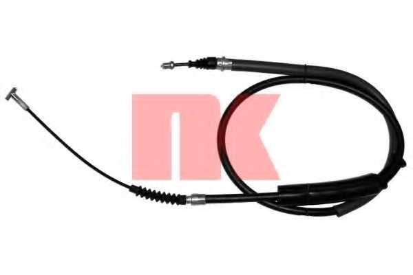 Трос стояночной тормозной системы NK 901012 - изображение