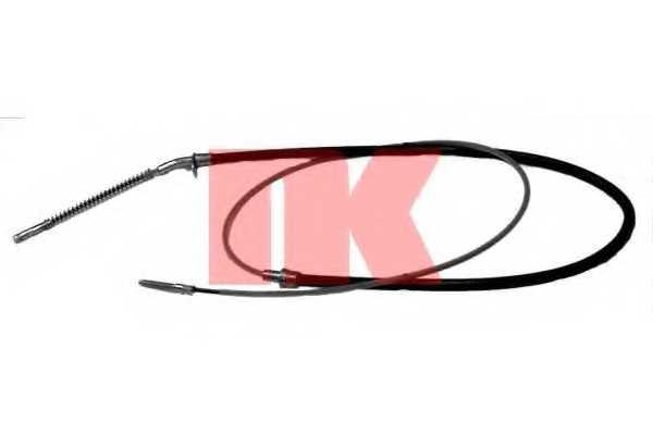 Трос стояночной тормозной системы NK 901513 - изображение