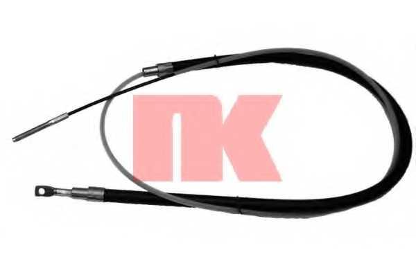 Трос стояночной тормозной системы NK 901514 - изображение