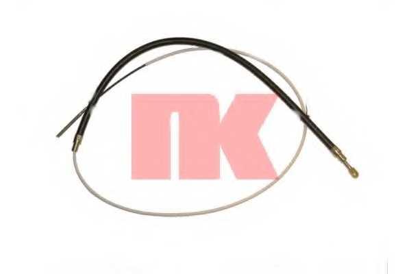 Трос стояночной тормозной системы NK 901520 - изображение
