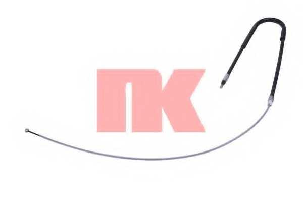 Трос стояночной тормозной системы NK 901533 - изображение