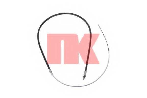 Трос стояночной тормозной системы NK 901539 - изображение
