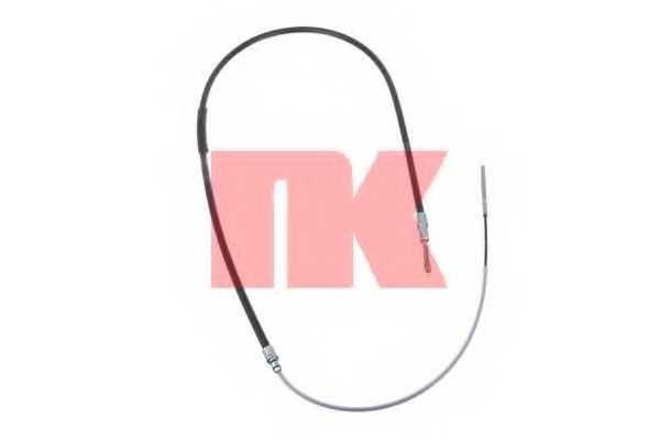 Трос стояночной тормозной системы NK 901544 - изображение