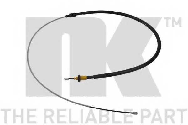 Трос стояночной тормозной системы NK 9019104 - изображение