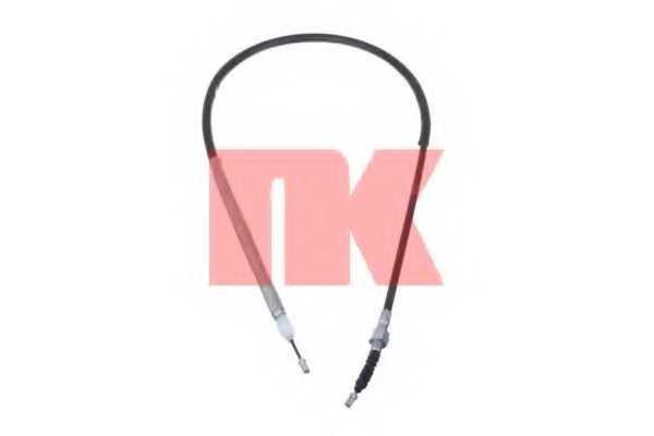 Трос стояночной тормозной системы NK 901927 - изображение
