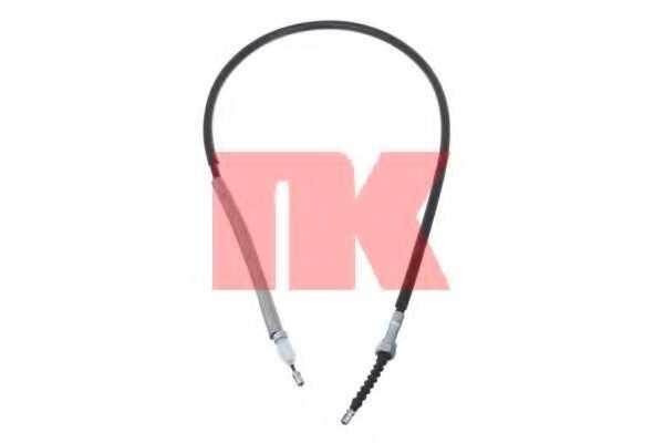 Трос стояночной тормозной системы NK 901928 - изображение