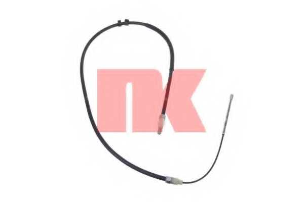 Трос стояночной тормозной системы NK 901931 - изображение