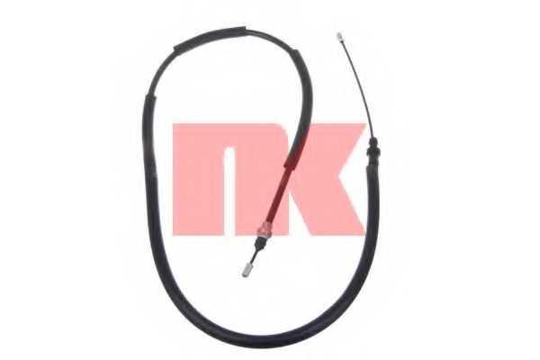 Трос стояночной тормозной системы NK 901939 - изображение
