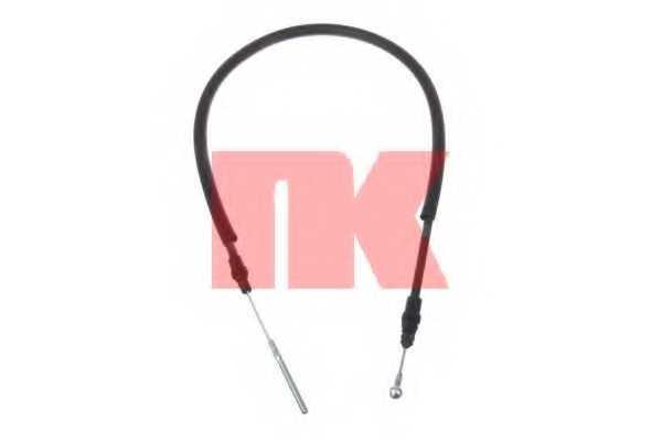 Трос стояночной тормозной системы NK 901943 - изображение