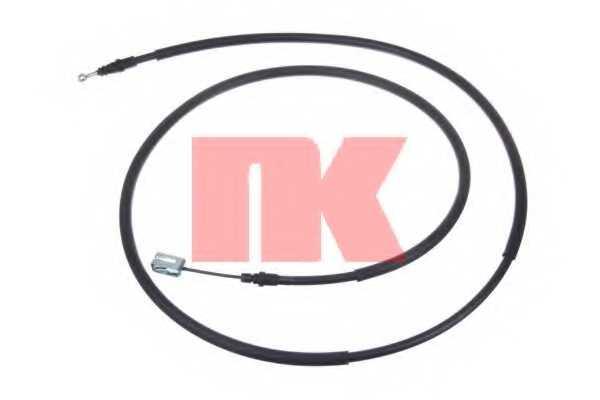 Трос стояночной тормозной системы NK 901944 - изображение