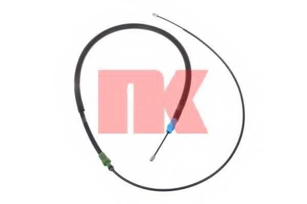 Трос стояночной тормозной системы NK 901945 - изображение
