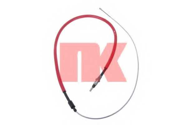 Трос стояночной тормозной системы NK 901946 - изображение