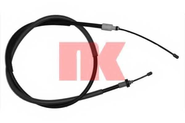 Трос стояночной тормозной системы NK 901948 - изображение
