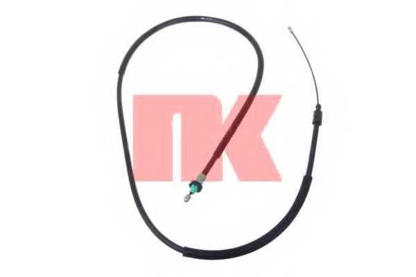 Трос стояночной тормозной системы NK 901949 - изображение