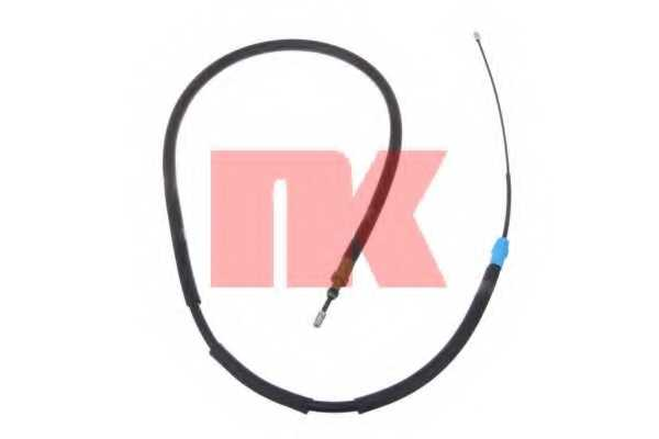 Трос стояночной тормозной системы NK 901950 - изображение