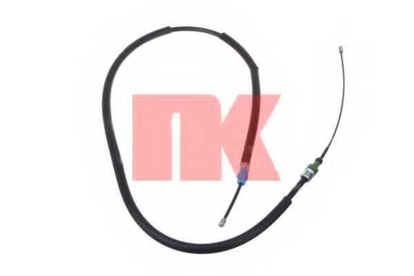 Трос стояночной тормозной системы NK 901951 - изображение