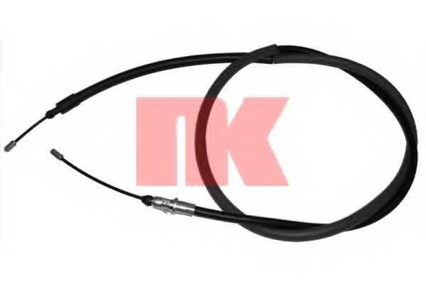 Трос стояночной тормозной системы NK 901955 - изображение
