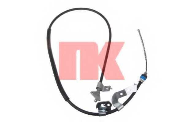 Трос стояночной тормозной системы NK 901957 - изображение