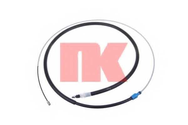 Трос стояночной тормозной системы NK 901965 - изображение