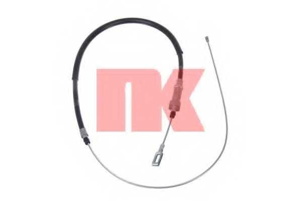 Трос стояночной тормозной системы NK 901967 - изображение