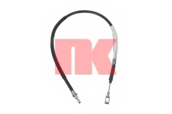 Трос стояночной тормозной системы NK 901968 - изображение