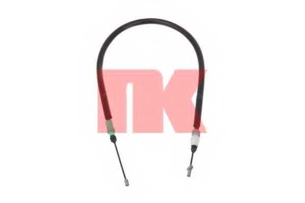 Трос стояночной тормозной системы NK 901974 - изображение