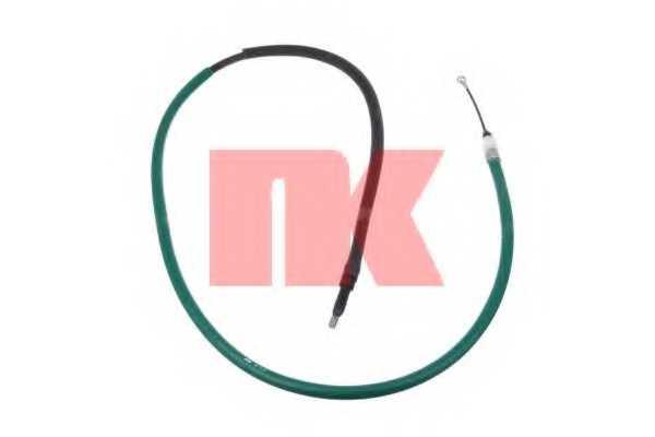 Трос стояночной тормозной системы NK 901976 - изображение