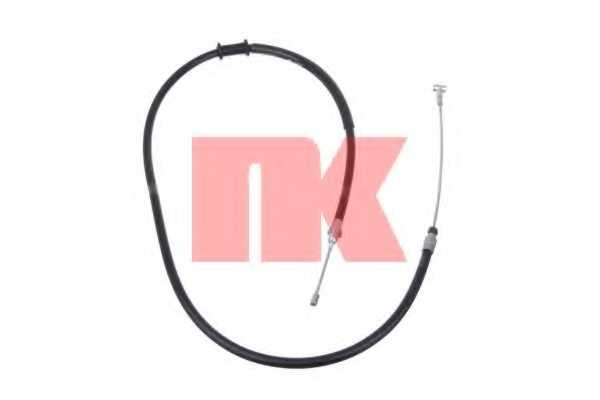 Трос стояночной тормозной системы NK 901982 - изображение