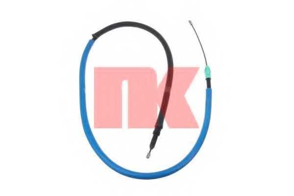 Трос стояночной тормозной системы NK 901989 - изображение