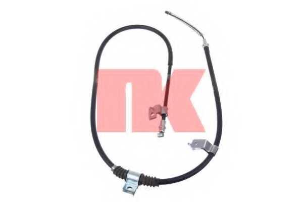 Трос стояночной тормозной системы NK 901991 - изображение