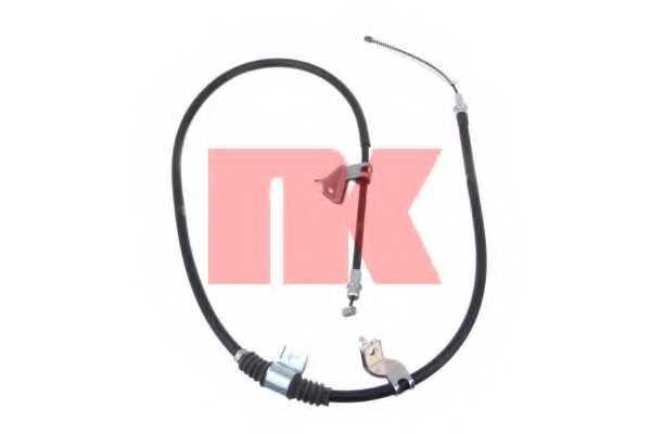 Трос стояночной тормозной системы NK 901992 - изображение