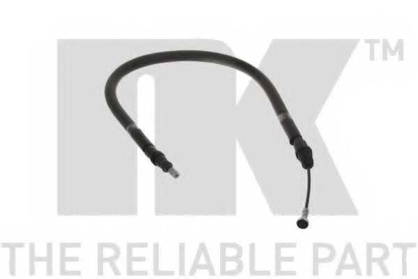 Трос стояночной тормозной системы NK 901996 - изображение