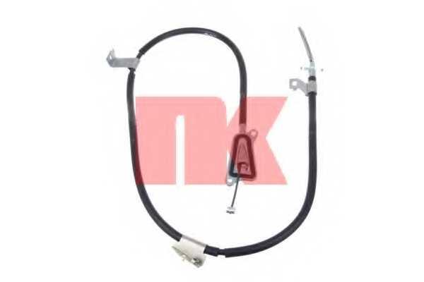 Трос стояночной тормозной системы NK 9022103 - изображение