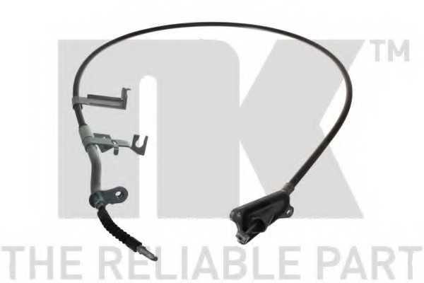 Трос стояночной тормозной системы NK 9022109 - изображение