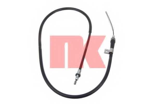 Трос стояночной тормозной системы NK 9022111 - изображение