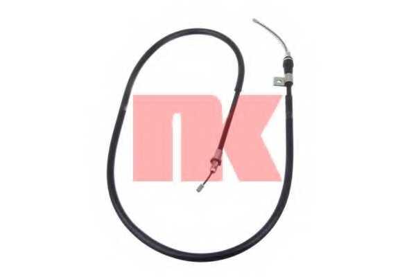 Трос стояночной тормозной системы NK 9022116 - изображение
