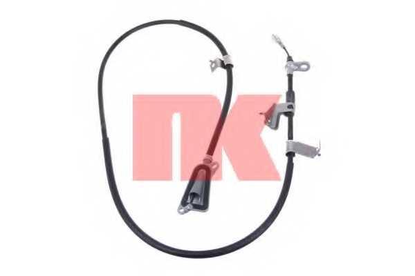 Трос стояночной тормозной системы NK 9022120 - изображение