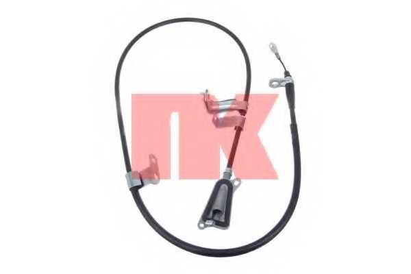 Трос стояночной тормозной системы NK 9022121 - изображение