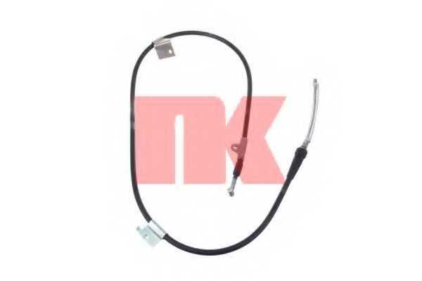 Трос стояночной тормозной системы NK 9022123 - изображение