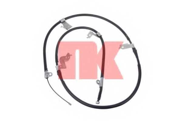 Трос стояночной тормозной системы NK 9022127 - изображение