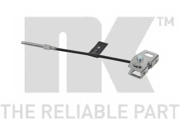 Трос стояночной тормозной системы NK 9022128 - изображение