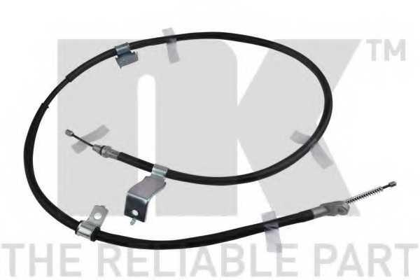 Трос стояночной тормозной системы NK 9022133 - изображение