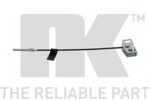 Трос стояночной тормозной системы NK 9022140 - изображение