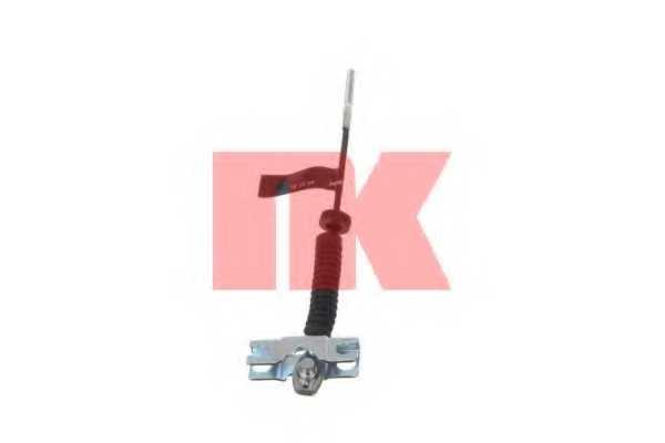 Трос стояночной тормозной системы NK 902255 - изображение