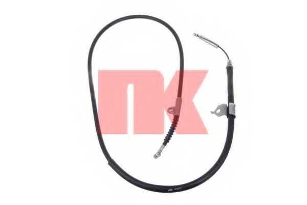 Трос стояночной тормозной системы NK 902263 - изображение