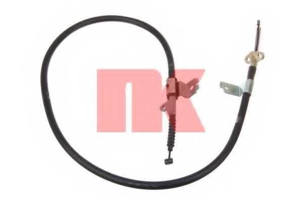 Трос стояночной тормозной системы NK 902269 - изображение