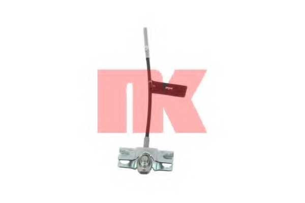 Трос стояночной тормозной системы NK 902298 - изображение