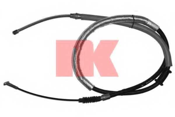 Трос стояночной тормозной системы NK 9023103 - изображение