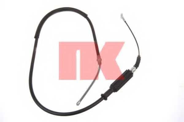 Трос стояночной тормозной системы NK 9023104 - изображение